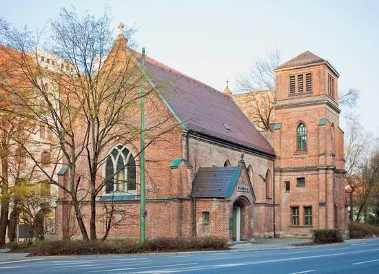 St. Willibord München