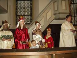 Gottesdienst mit den Sternsingern am 6. Januar