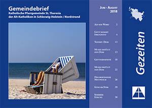 Gemeindebrief Juni bis August 2018