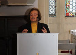 Gastpredigt von Maria Geiss-Wittmann am 4.5.