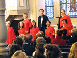 "Gospelkonzert mit ""Joyful Voices"" auf dem Katholikentag am 29.5."