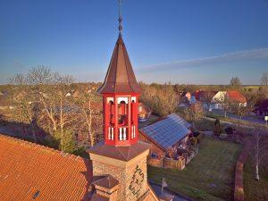 Glockenturm Inseldom