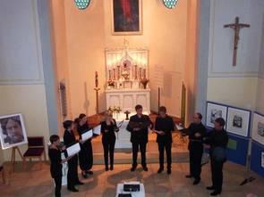2012 Besuch der Gemeinde Koblenz