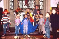 Kindergottesdienst zum Erntedank