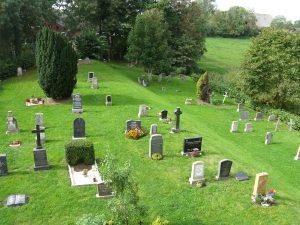 Deichfriedhof
