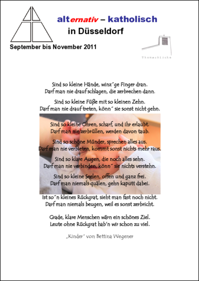 September - November 2011