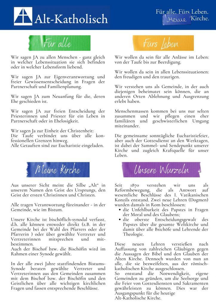 Info Alt-Katholisch