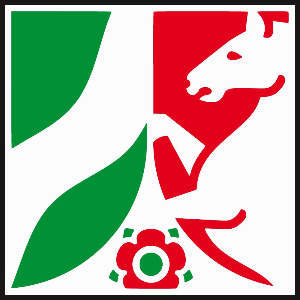 Nordrhein-Westfalen-Zeichen